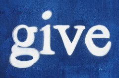 What to Give… And Who to Give It To