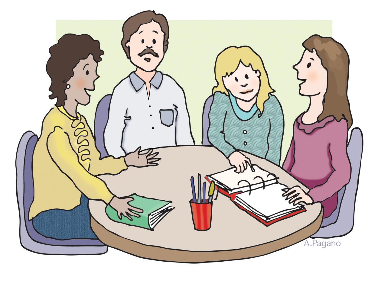 Parent Meeting Clipart In Spanish - fedinvestonline