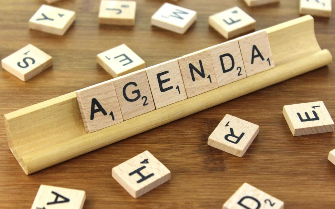 Quality Meeting Agenda Template | 7 Steps To Crafting A Quality Meeting Agenda Template Included