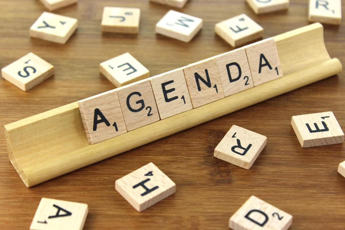 7 Steps To Crafting A Quality Meeting Agenda Template Included Shawn Stratton